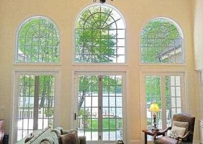 livingroom Lake Toxaway Rental Cardinal Zen