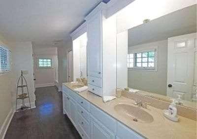 bathroom at Lake Toxaway Rental 5 bedroom 5 bath Cardinal Zen 14