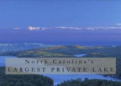 View from Lake Toxaway Rental Cardinal Zen Outdoor
