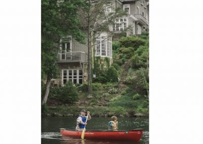 kayak at Lake Toxaway Rental 5 bedroom 5 bath Cardinal Zen 14
