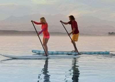 paddle board Lake Toxaway Rental 5 bedroom 5 bath Cardinal Zen 14