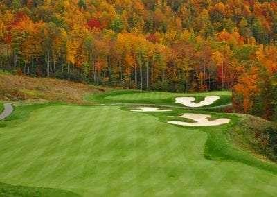 golf course Lake Toxaway Rental 5 bedroom 5 bath Cardinal Zen 14