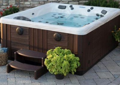 Hot tub at Large Luxury Nantucket Rental Home Harbor view near White Elephant 6 Bedrooms Second Wind05