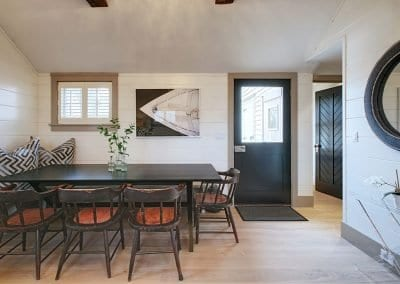 Open living and dining of Nantucket 2 bedroom Rental Home HarborviewCynthia