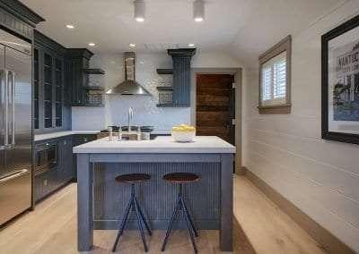 High end kitchen of Nantucket 2 bedroom Rental Home HarborviewCynthia