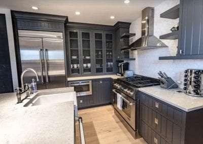 High end kitchen appliances at Nantucket 2 bedroom Rental Home HarborviewCynthia