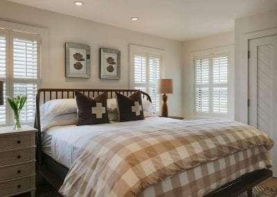 Master Bedroom of Nantucket 2 bedroom Rental Home HarborviewCynthia