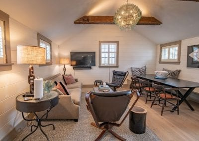 Open living area of Nantucket 2 bedroom Rental Home HarborviewCynthia