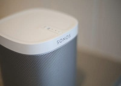 sonos speakers Nantucket 2 bedroom Rental Home HarborviewCynthia