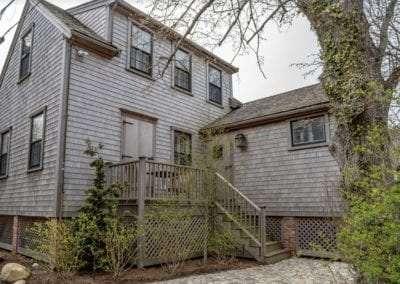 Outside of Nantucket 2 bedroom Rental Home HarborviewCynthia 32