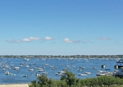 Nantucket Harbor image for Nantucket Luxurious Harbor View Cottage Walk to everything Lizzie 14