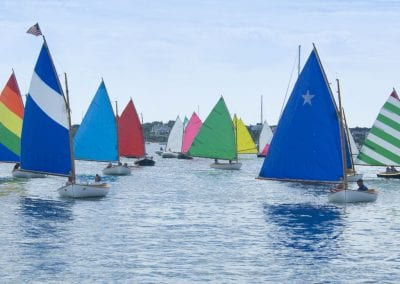 boats in harbor of Nantucket Luxurious Harbor View Cottage Walk to everything23