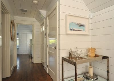 Hallway of Nantucket Luxurious Harbor View Cottage Walk to everything1