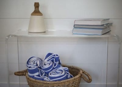 beach towels at Nantucket Luxurious Harbor View Cottage Walk to everything23