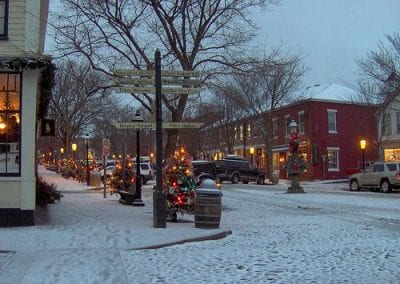 winter photo for Nantucket Luxurious Harbor View Cottage Walk to everything23