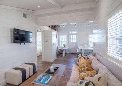 Open concept of Nantucket, MA Luxury 2 bedroom Rental Harbor View Elizabeth51