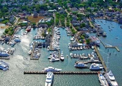Nantucket, MA harbor Luxury 2 bedroom Rental Harbor View Elizabeth64