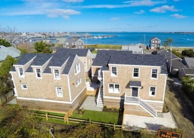 Outside view of Nantucket, MA Luxury 2 bedroom Rental Harbor View Elizabeth78