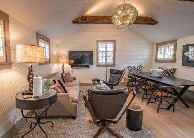 Open concept of Nantucket Rental Cottage Harborview Cindy sleeps 4