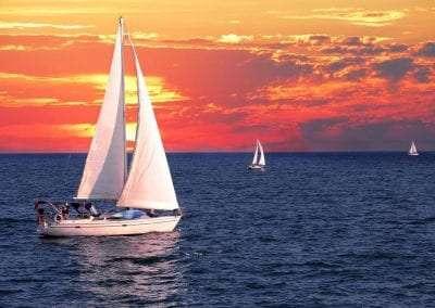 Sailboat at Nantucket Rental Home, 5 Star Luxury, Water view2 Bedrooms Millie05