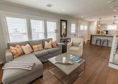 Living room Nantucket Rental Home, 5 Star Luxury, Water view2 Bedrooms Millie20