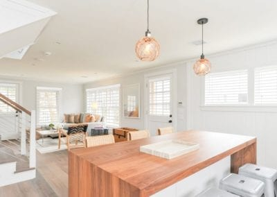 Opem concept living area of Nantucket Rental Home, 5 Star Luxury, Water view2 Bedrooms Millie20