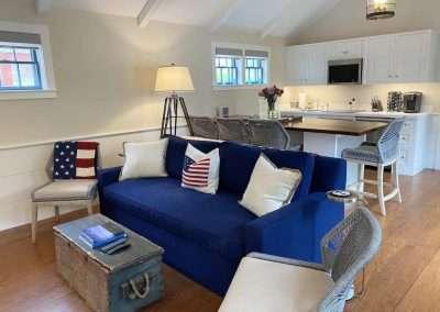 living space of Ackceptional Nantucket Rental