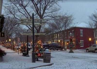 winter in Nantucket
