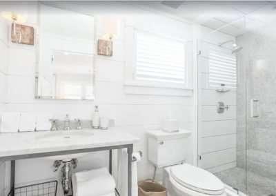 bathroom at Ackceptpional Nantucket Luxury Rentals