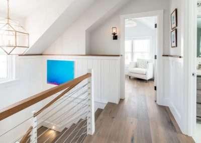Upstairs View at Ackceptpional Nantucket Luxury Rentals