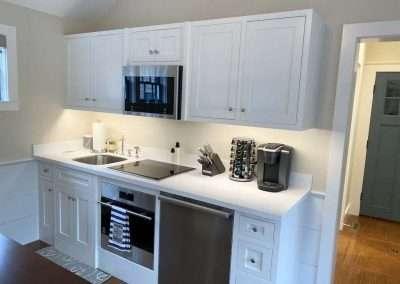 kitchen of Ackceptional Nantucket Rental