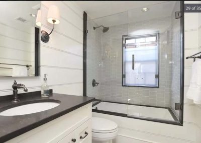 bathroom of Nantucket Rental