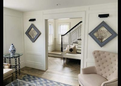 view of entry of Nantucket Rental