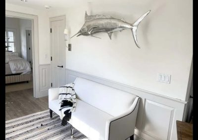hallway of Nantucket Rental