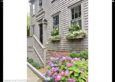 View of house of Nantucket Rental