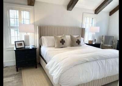 Bedroom of Nantucket Rental