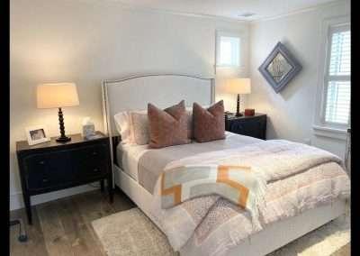 FIRST QUEEN BEDROOM of Ackceptional Nantucket Rental